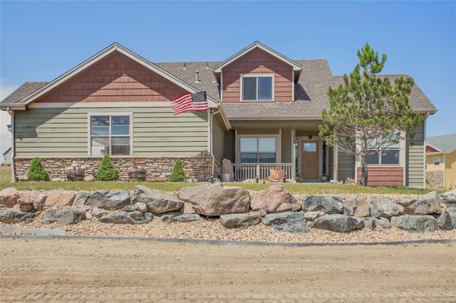 2805 Deer Ridge Circle, Parker, CO 80138 (#4312205) :: The Peak Properties Group