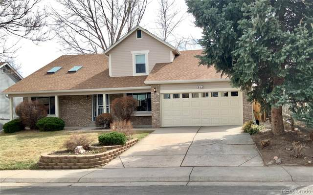 11758 W Aqueduct Drive, Littleton, CO 80127 (#4312324) :: The Peak Properties Group