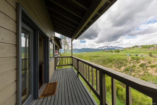 27 Crystal Road #4, Mt Crested Butte, CO 81225 (#4312330) :: HomePopper
