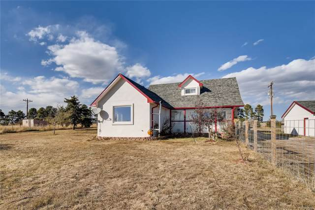 18380 Murphy Road, Peyton, CO 80831 (#4313706) :: The DeGrood Team