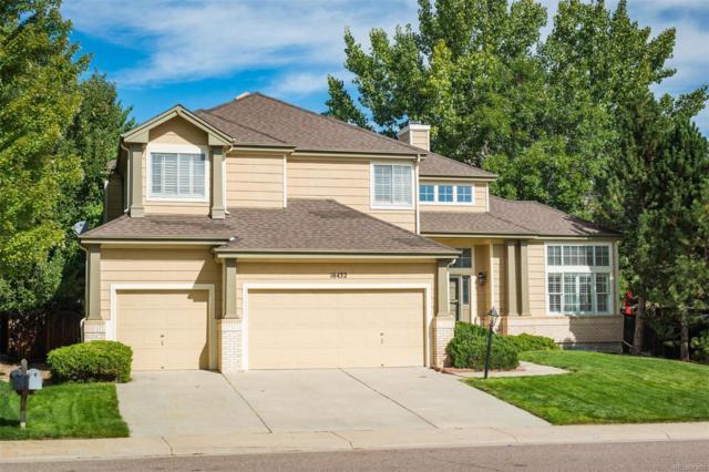 16432 Parkside Drive, Parker, CO 80134 (#4313846) :: The Peak Properties Group