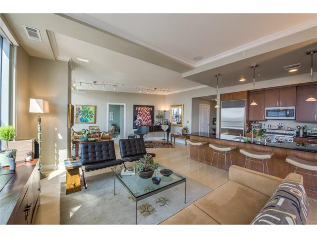 2001 Lincoln Street #2410, Denver, CO 80202 (MLS #4314048) :: 8z Real Estate