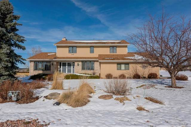 970 Bowstring Road, Monument, CO 80132 (MLS #4314482) :: Bliss Realty Group