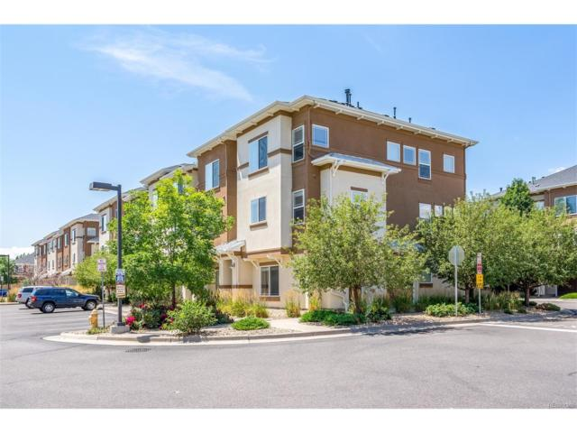 9300 E Florida Avenue #1101, Denver, CO 80247 (MLS #4314679) :: 8z Real Estate