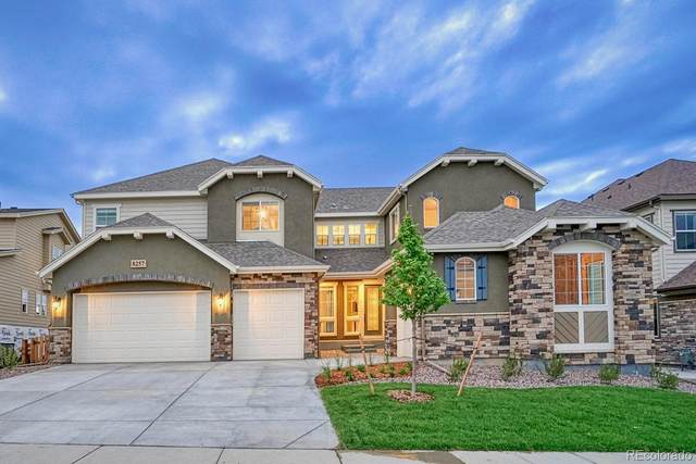8257 S Little River Way, Aurora, CO 80016 (#4314992) :: Berkshire Hathaway HomeServices Innovative Real Estate