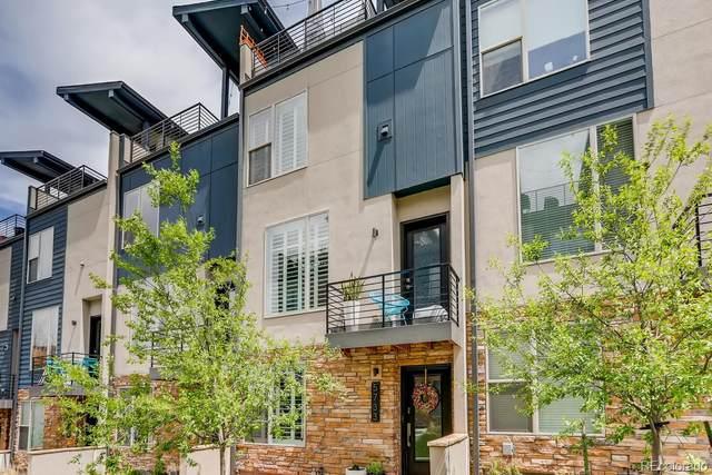 5733 W 17th Avenue, Lakewood, CO 80214 (MLS #4315142) :: Wheelhouse Realty