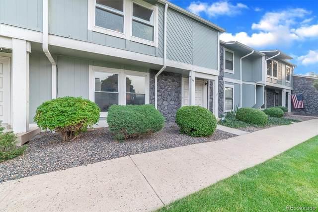 10351 E Evans Avenue #166, Aurora, CO 80247 (MLS #4316148) :: Stephanie Kolesar