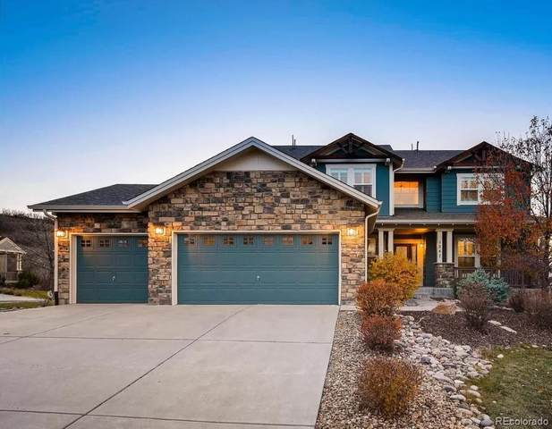 1547 Ridgetrail Court, Castle Rock, CO 80104 (#4316510) :: My Home Team