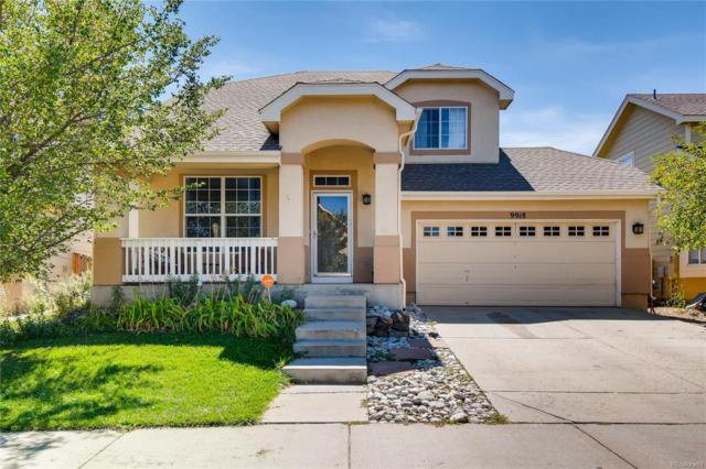 9918 E 112th Drive, Commerce City, CO 80640 (#4316742) :: The City and Mountains Group