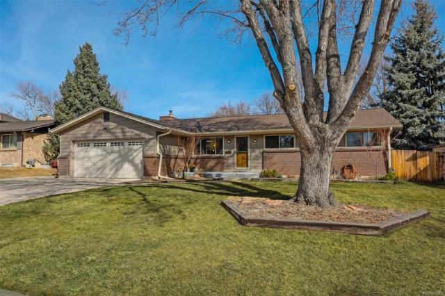 9361 W Tennessee Avenue, Lakewood, CO 80226 (#4317125) :: The Peak Properties Group
