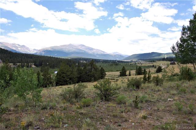 0 Cottage Grove Road, Alma, CO 80420 (#4317205) :: The DeGrood Team