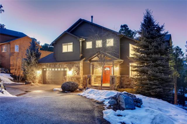 26285 Sweetbriar Trail, Evergreen, CO 80439 (#4317312) :: The Heyl Group at Keller Williams
