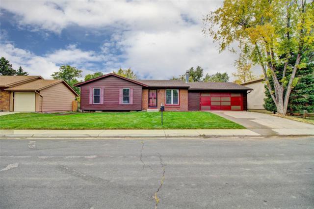 4433 S Beech Way, Morrison, CO 80465 (#4317391) :: Wisdom Real Estate