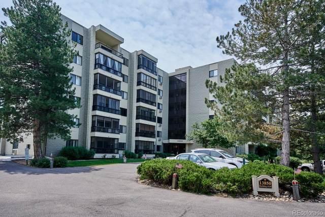 13850 E Marina Drive #106, Aurora, CO 80014 (MLS #4317500) :: 8z Real Estate