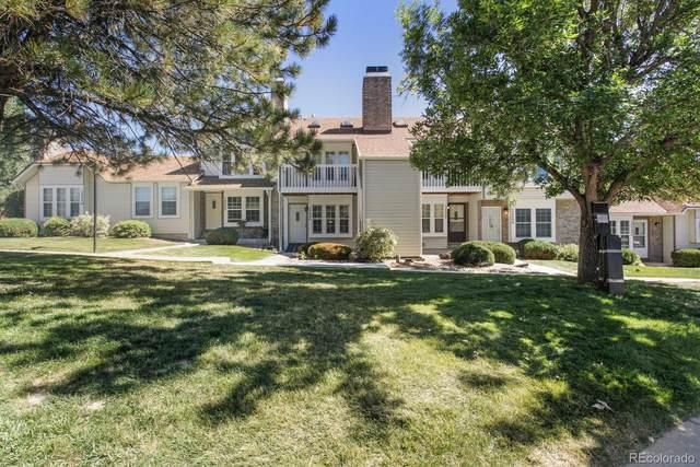 14466 E Tufts Place B, Aurora, CO 80015 (#4318328) :: Compass Colorado Realty
