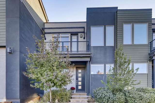 5050 Valentia Street #103, Denver, CO 80238 (#4319069) :: Portenga Properties - LIV Sotheby's International Realty