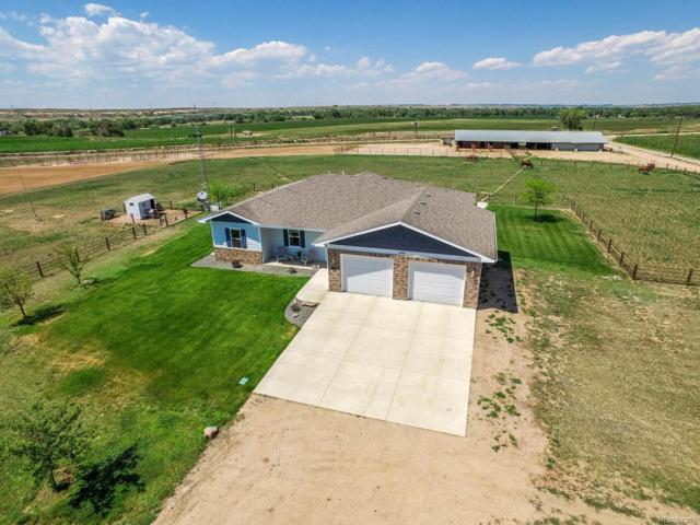 11499 County Road 40.5, Platteville, CO 80651 (#4319239) :: The Galo Garrido Group
