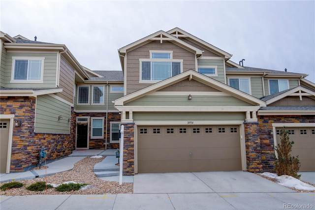 14934 E Crestridge Drive, Centennial, CO 80015 (#4319785) :: The DeGrood Team