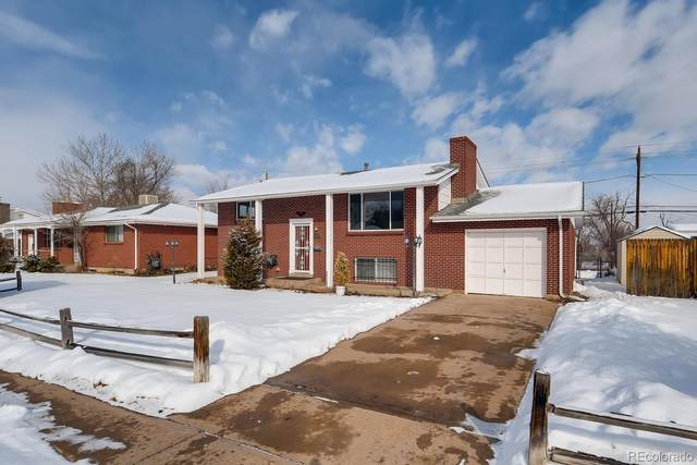 4181 W Quinn Place, Denver, CO 80236 (MLS #4319796) :: 8z Real Estate