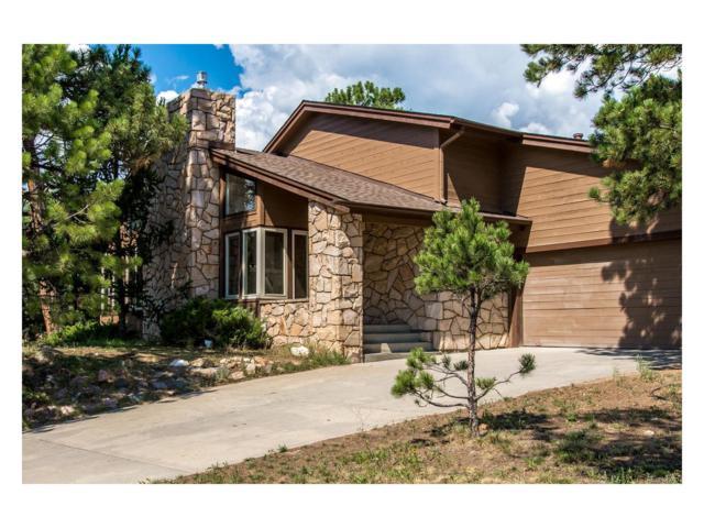 2170 Torrey Pine Drive, Evergreen, CO 80439 (MLS #4320049) :: 8z Real Estate