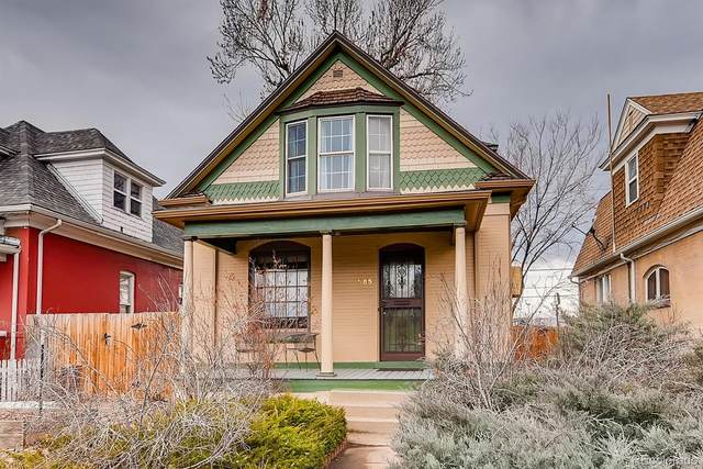 565 S Lincoln Street, Denver, CO 80209 (#4320297) :: Kimberly Austin Properties
