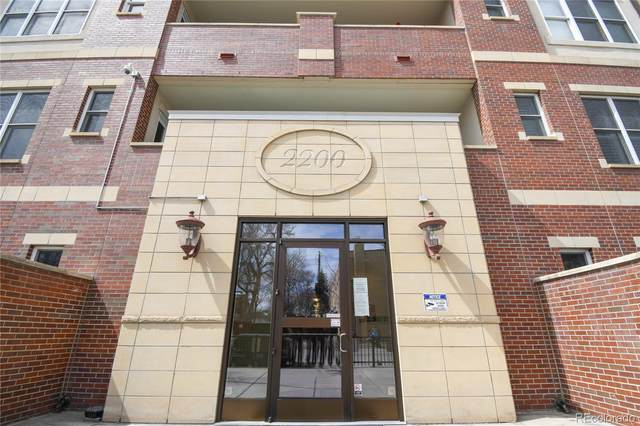 2200 S University Boulevard #204, Denver, CO 80210 (#4320332) :: Venterra Real Estate LLC