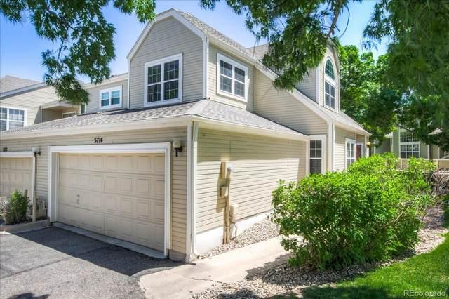 5714 W Atlantic Place, Lakewood, CO 80227 (MLS #4320599) :: Wheelhouse Realty
