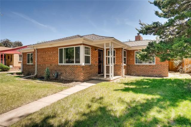 2840 Hudson Street, Denver, CO 80207 (#4320741) :: Wisdom Real Estate