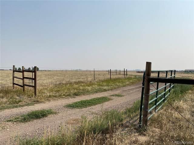 6250 Highway 52, Wiggins, CO 80654 (MLS #4320757) :: 8z Real Estate
