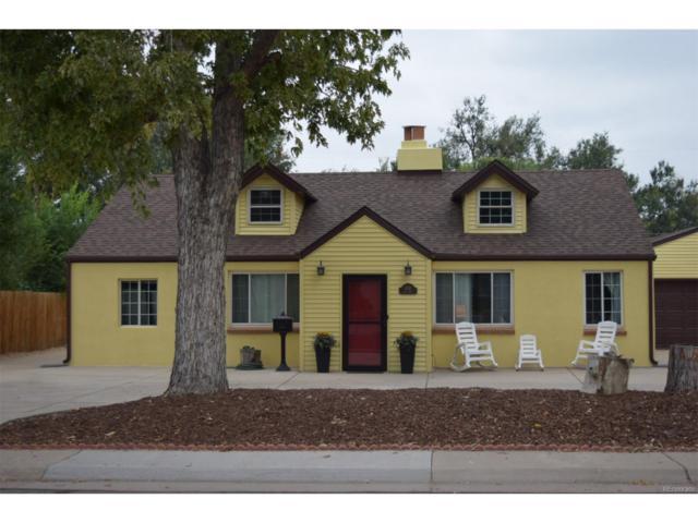 4730 Otis Street, Wheat Ridge, CO 80033 (#4320774) :: Ford and Associates