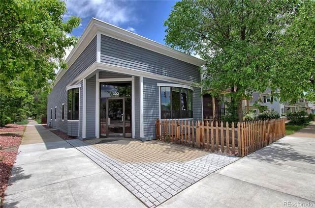 302 E Uintah Street, Colorado Springs, CO 80903 (#4321311) :: Bring Home Denver with Keller Williams Downtown Realty LLC