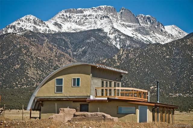 125 Azurite Trail, Crestone, CO 81131 (#4321556) :: Sultan Newman Group