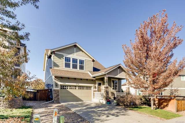2791 Open Sky Way, Castle Rock, CO 80109 (#4321622) :: The Healey Group