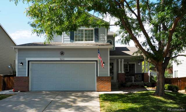 9861 Sydney Lane, Highlands Ranch, CO 80130 (#4321799) :: The Margolis Team