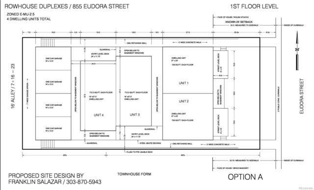 855 Eudora Street, Denver, CO 80220 (#4321893) :: Wisdom Real Estate