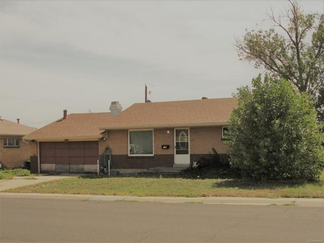 890 W 70th Place, Denver, CO 80221 (#4322080) :: The Peak Properties Group