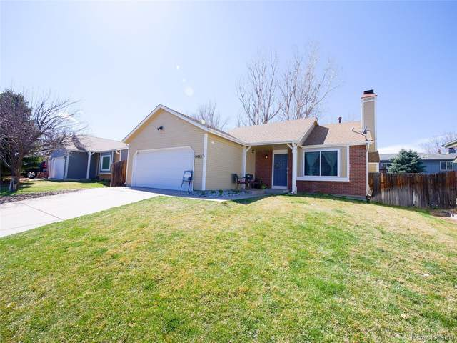 8483 Sandreed Circle, Parker, CO 80134 (#4322129) :: The DeGrood Team