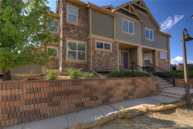 5772 S Addison Way 30-B, Aurora, CO 80016 (#4322376) :: Chateaux Realty Group