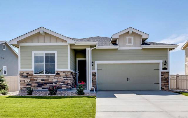 4106 E 95th Drive, Thornton, CO 80229 (#4322489) :: The Peak Properties Group