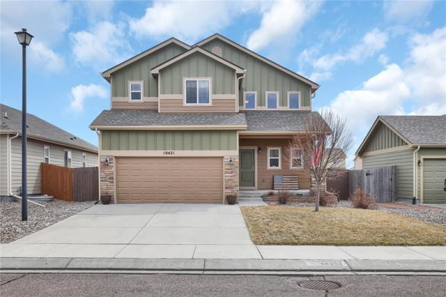 10421 Desert Bloom Way, Colorado Springs, CO 80925 (#4322787) :: Venterra Real Estate LLC