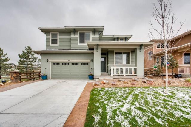 7075 S Robertsdale Way, Aurora, CO 80016 (#4322899) :: The Galo Garrido Group