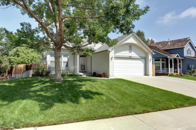 865 E 132nd Avenue, Thornton, CO 80241 (#4322907) :: Structure CO Group