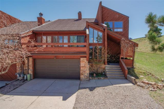 4484 Juniper Court, Larkspur, CO 80118 (#4322993) :: The DeGrood Team