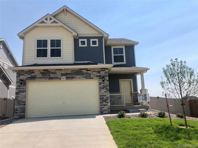 3615 Abbottswood Drive, Johnstown, CO 80534 (#4323306) :: The DeGrood Team