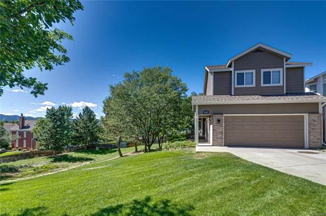 9352 W Coal Mine Avenue, Littleton, CO 80123 (MLS #4323577) :: 8z Real Estate