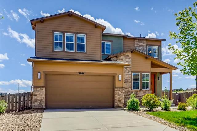 3264 Ghost Dance Drive, Castle Rock, CO 80108 (#4323666) :: The DeGrood Team