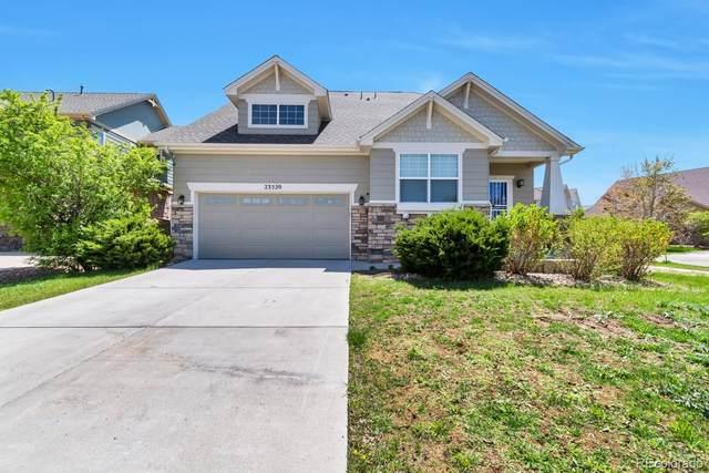 23520 E Berry Avenue, Aurora, CO 80016 (MLS #4323970) :: Find Colorado