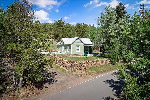 103 H Street, Central City, CO 80427 (#4324549) :: The Healey Group