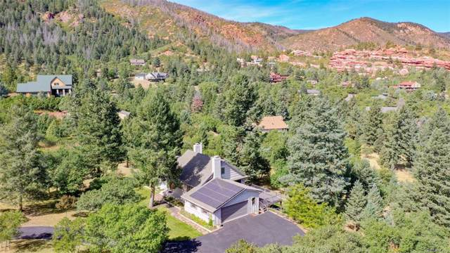 7128 Fox Circle, Larkspur, CO 80118 (MLS #4324599) :: 8z Real Estate