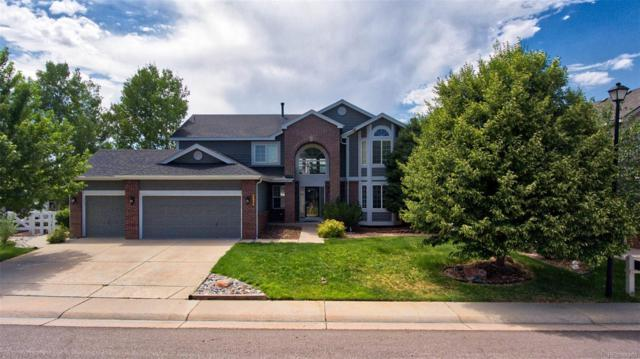 10375 Weeden Place, Lone Tree, CO 80124 (#4324732) :: Sellstate Realty Pros